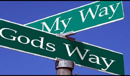 """Gods Way"" John 3:16-21"