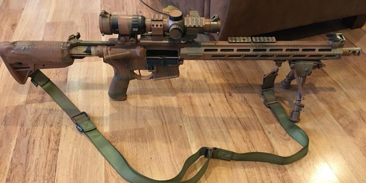 Rifle Upgrades for the AR Platform
