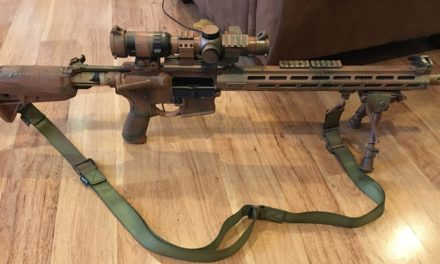 Rifle Upgrades for the AR Platform