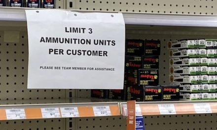 EchoCharlie Sends: Arizona Ammunition Maker Facing $80-Million In Back Orders