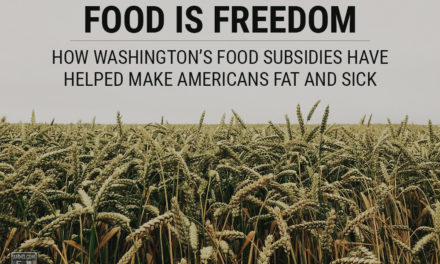 Ammo.com: Food Is Freedom: How Washington's Food Subsidies Have Helped Make Americans Fat and Sick
