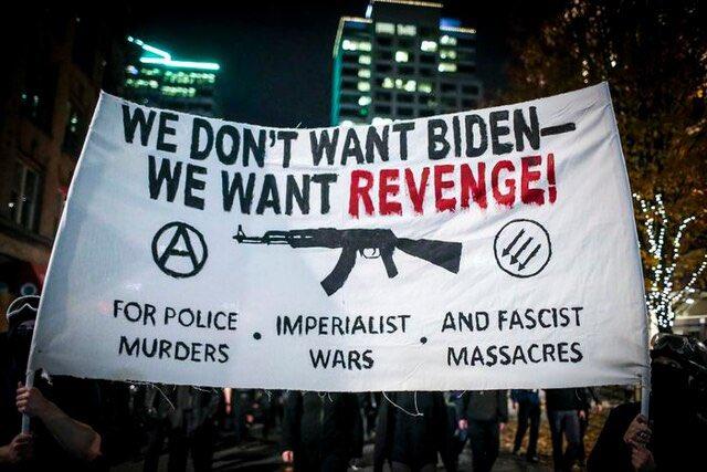 Riots in Portland (Again)