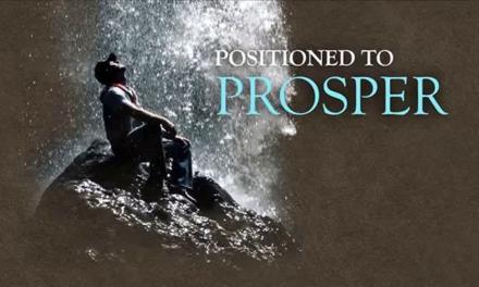 """""""God Will Prosper Us"""" Nehemiah 2:19-20"""