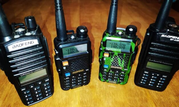 Badlands Fieldcraft: Dear Badlands Rifleman: What Radios?