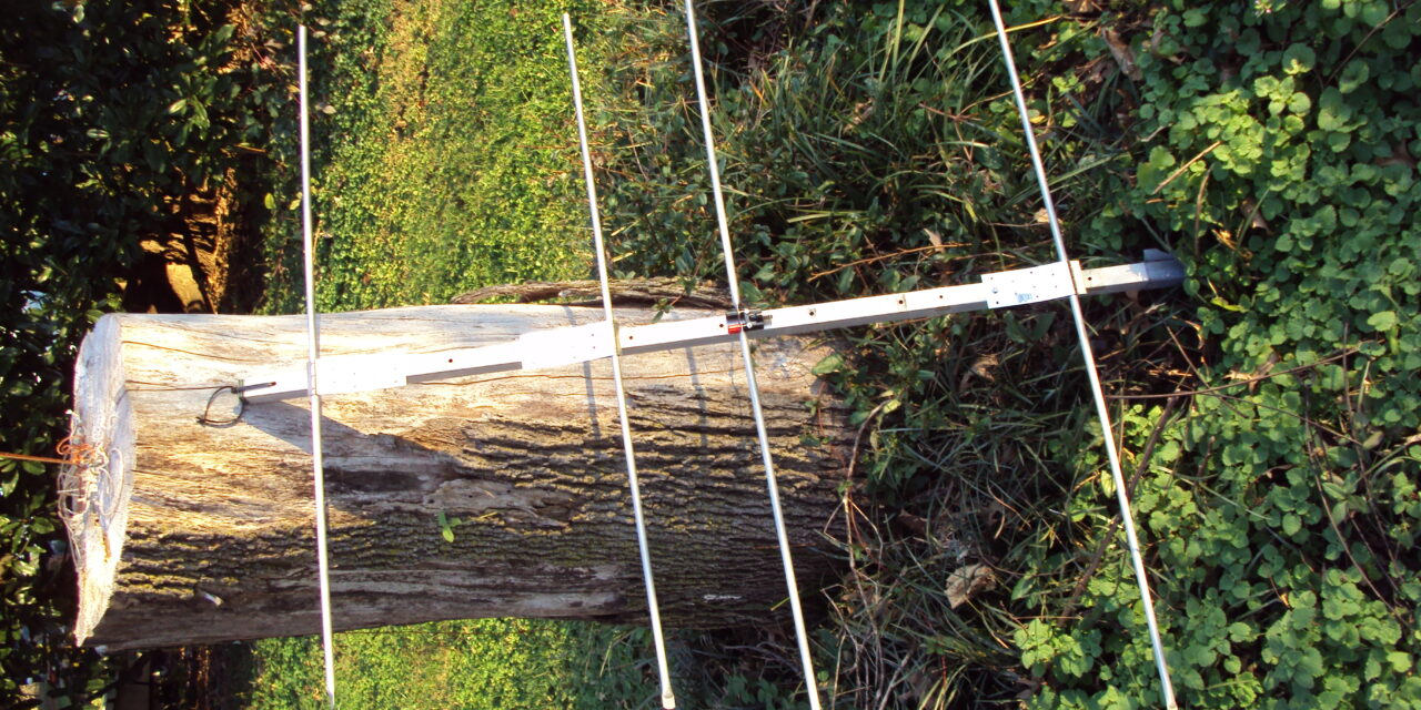 FROM JUNK TO VALUABLE YAGI, by DVM