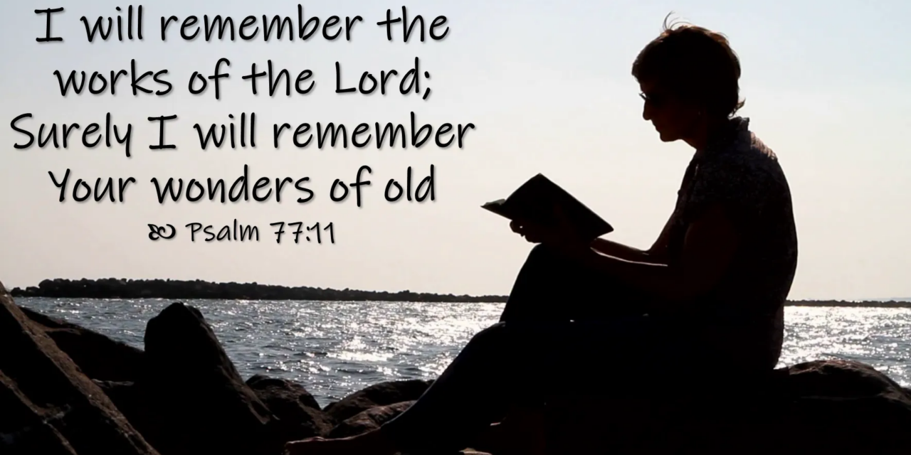 "Nehemiah 4:10-14: ""Remember the Lord"", by CountrySlicker"