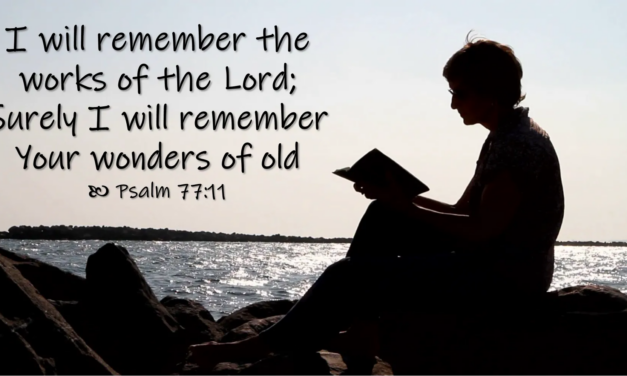 """Nehemiah 4:10-14: """"Remember the Lord"""", by CountrySlicker"""