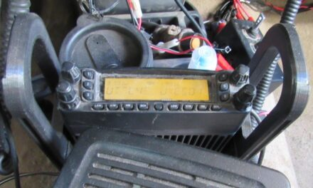 Son of Thunder: 2 Meter Radio: A Primary Tool