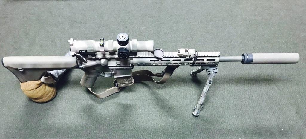 Badlands Fieldcraft: Junk On The Bunk: 5 minute artificial shooting support