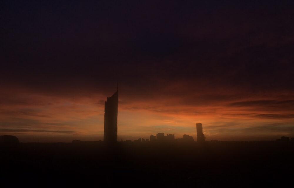 A New World Dawns