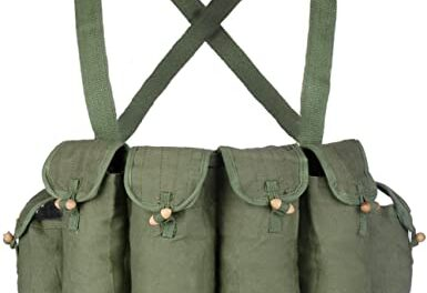 Improving the Type 81 Chest Rig, by WWES