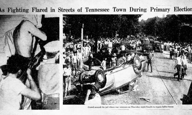 "Hows About Some ""1946 Athens Tennessee Action"""