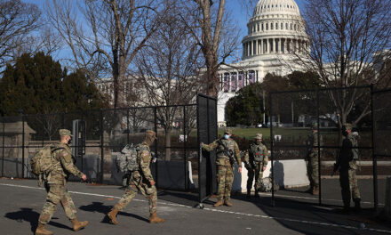 Natural News: Biden has maybe 2,000 attendees at inauguration — and 25,000 military — just like they do in lawless banana republics