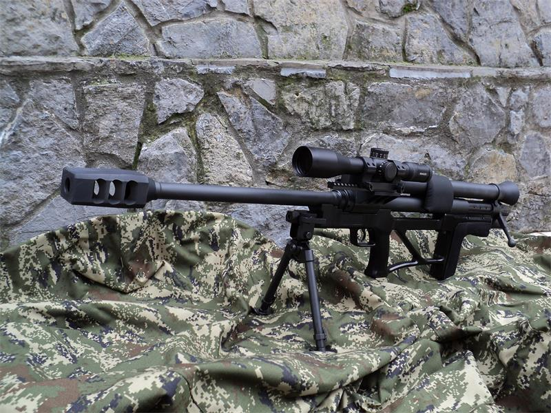The Anti-Materiel Rifle (AMR) Part II: Employment and Tactics, by Mike