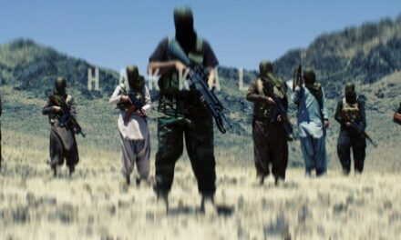 Calibre Obscura: Insurgents in the Mountains: Arms of Baloch Separatists