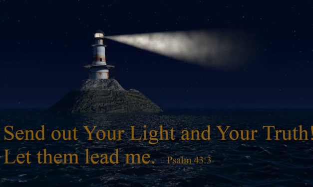 Prayers of a Warrior Psalm 43 – Prayer in Time of Trouble, by CountrySlicker