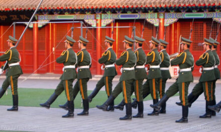 Natural News: Chinese military funneled millions to American universities