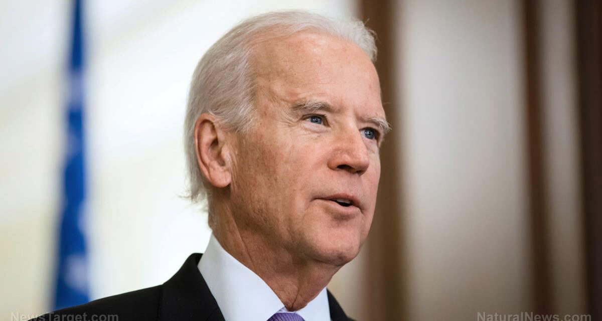 Natural News: Biden orders ICE to stop deporting illegal alien sex offenders