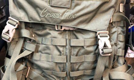 Crossfire DG3 ruck