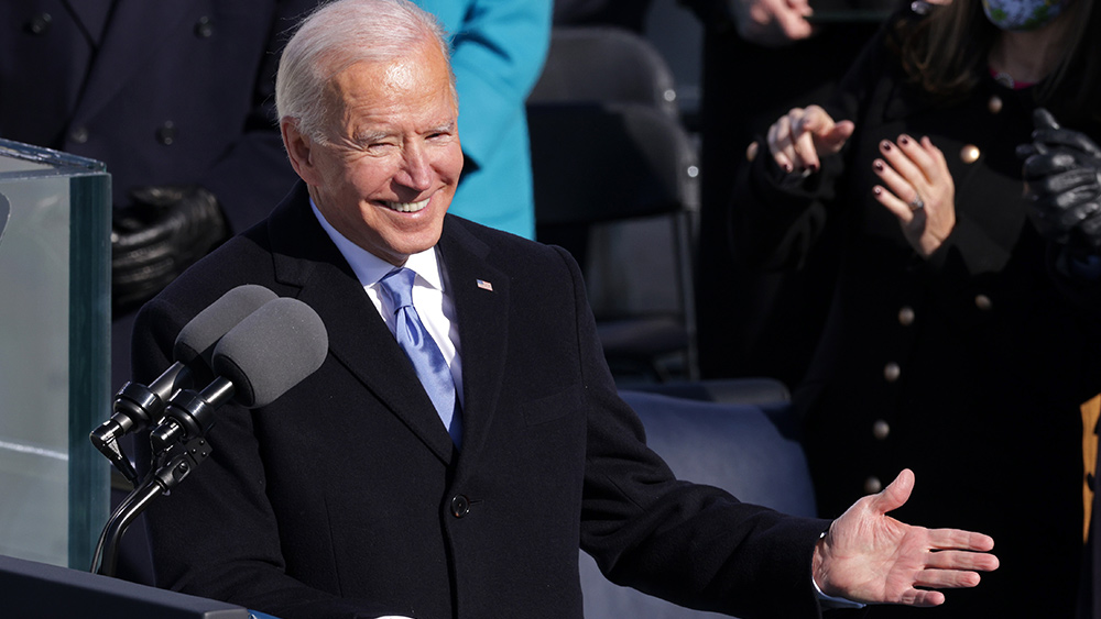 """Natural News: Sen. Ted Cruz calls out Biden administration's apparent rush """"to embrace the CCP"""""""