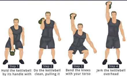 Strongman Kettlebell Workout To Build Ripped Muscle & Power