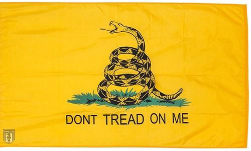 Ammo.com: The Gadsden Flag – Don't Tread On Me