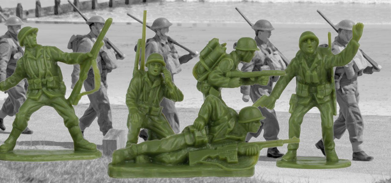 Advanced Infantry School: White Board (18 Videos)