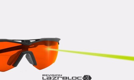 "Gear Review: Revision's ""Stingerhawk"" Laser-safe Eye-pro"