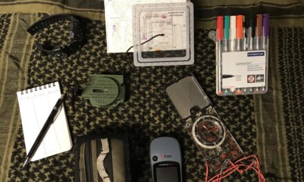 Badlands Fieldcraft: Junk On The Bunk: Navigation Kit