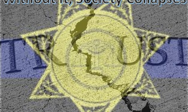 Guest Post: Police, Petty Laws, and Societal Collapse, by Phoenix Demon