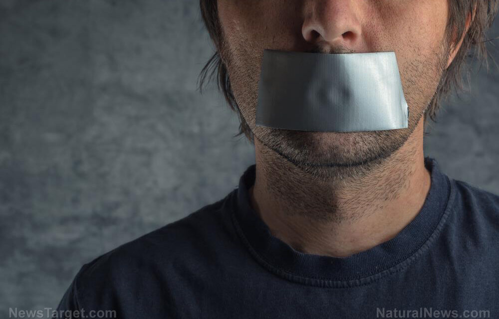 Natural News: BETRAYED: How Parler sold out to the globalist establishment to get back online