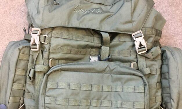 Crossfire DG16 Ruck & 7 liter pouch