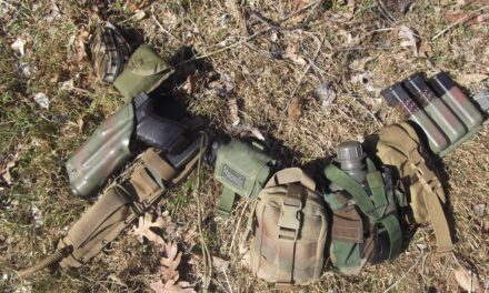 Military Ammo Pouch Survival Kit! Military Survival Kit!