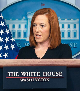 White House Press Secretary: A $5,000 Redheaded Spy for Israel