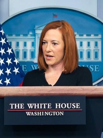 White House Press Secretary: A $5,000 Redheaded Spy for Israel