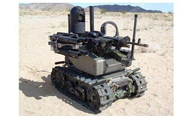 "SOCOM Fields Killer Robots ""For Immediate Force Protection"""