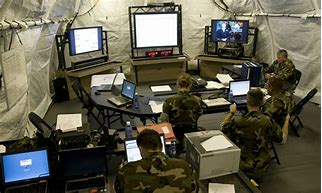 The Tactical Operations Center, Part 1, by Black 3