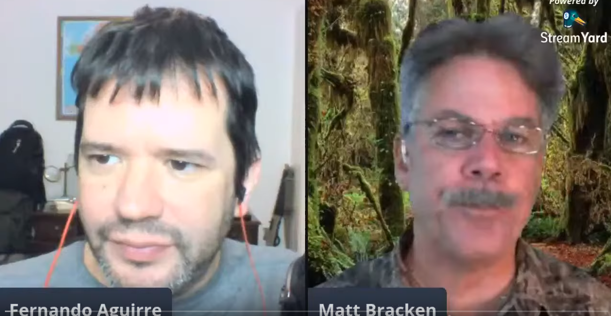 Matt Bracken on The Modern Survivalist