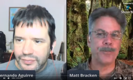 Matt Bracken on The Modern Survivalist