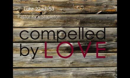 Compelled: Matthew 16:21, by CountrySlicker