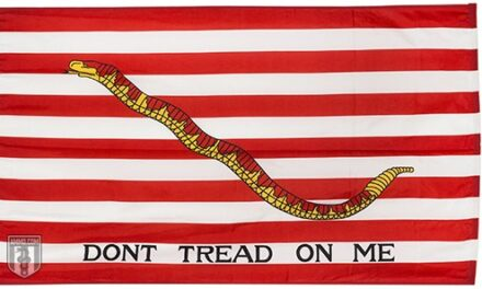 Ammo.com: Navy Jack Flag – History of the First Navy Jack and The Ultimate Symbol of Freedom