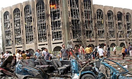 List of Bombings in the Iraq War: Case Studies and Stats