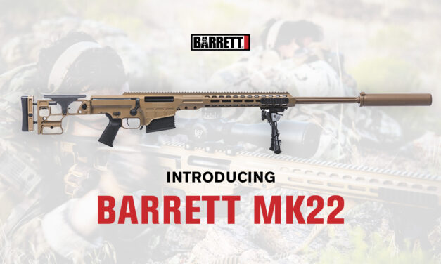 The New MK22 Advanced Sniper Rifle with SOF Sniper Kevin Owens (30 Minutes)