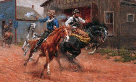 The Final Letter: A Short Story by TX2Guns