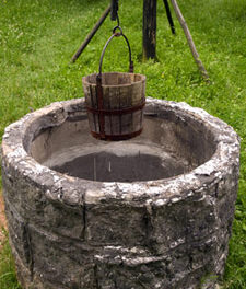 Getting water from a well without electricity