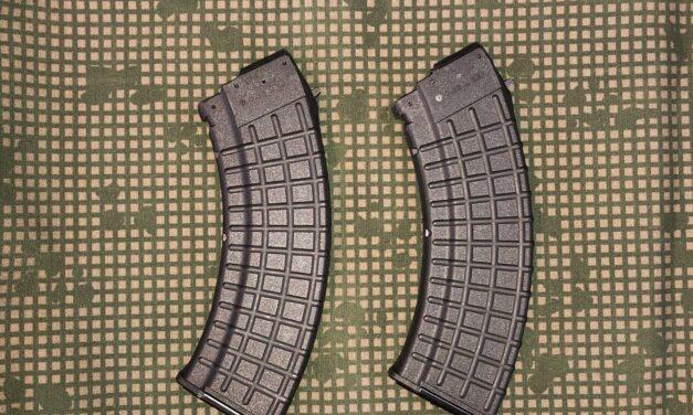 Palmetto State Armory polymer AK mags