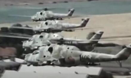 """Know Your Enemy: The Mi-24 Hind, AKA-""""The Flying Tank"""""""