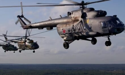 """Know Your Enemy: The MI-8 """"Hip"""""""
