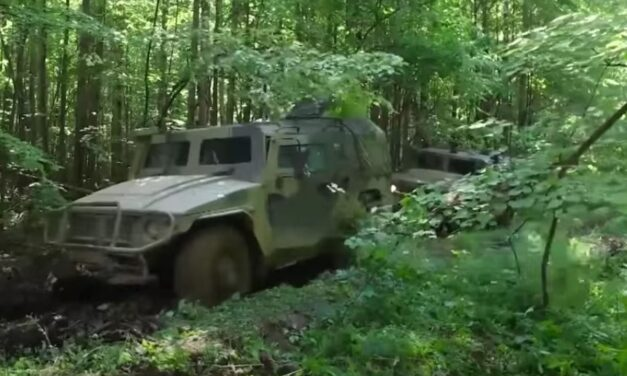 "Know Your Enemy: The ""Tiger"" Armored Truck"