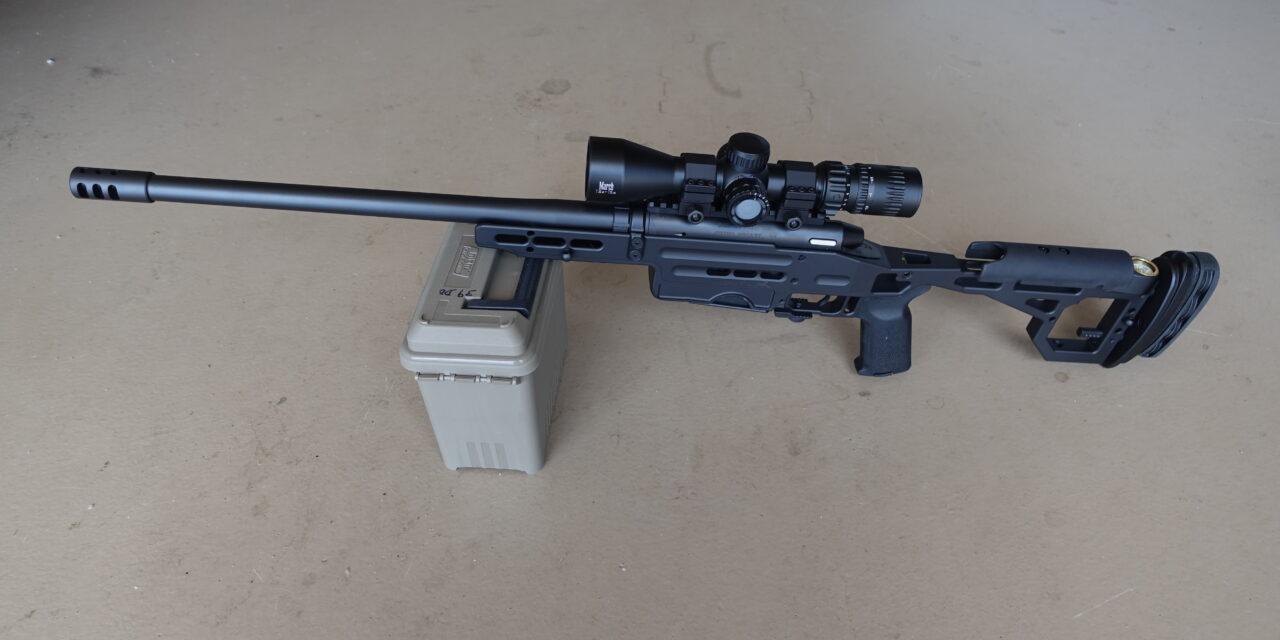 Dave Lauck sends: MR-30 Compact Precision Rifle